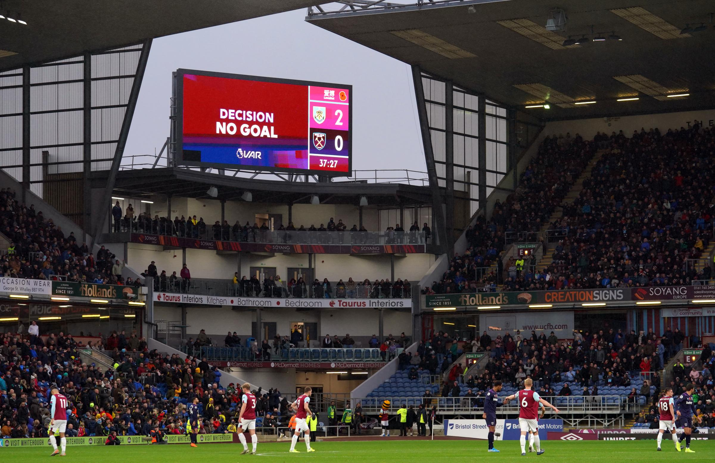 Three things we learned from Burnley's victory over West Ham
