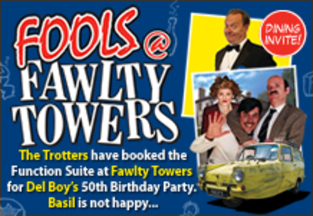 Fools at Fawlty Towers Lancaster