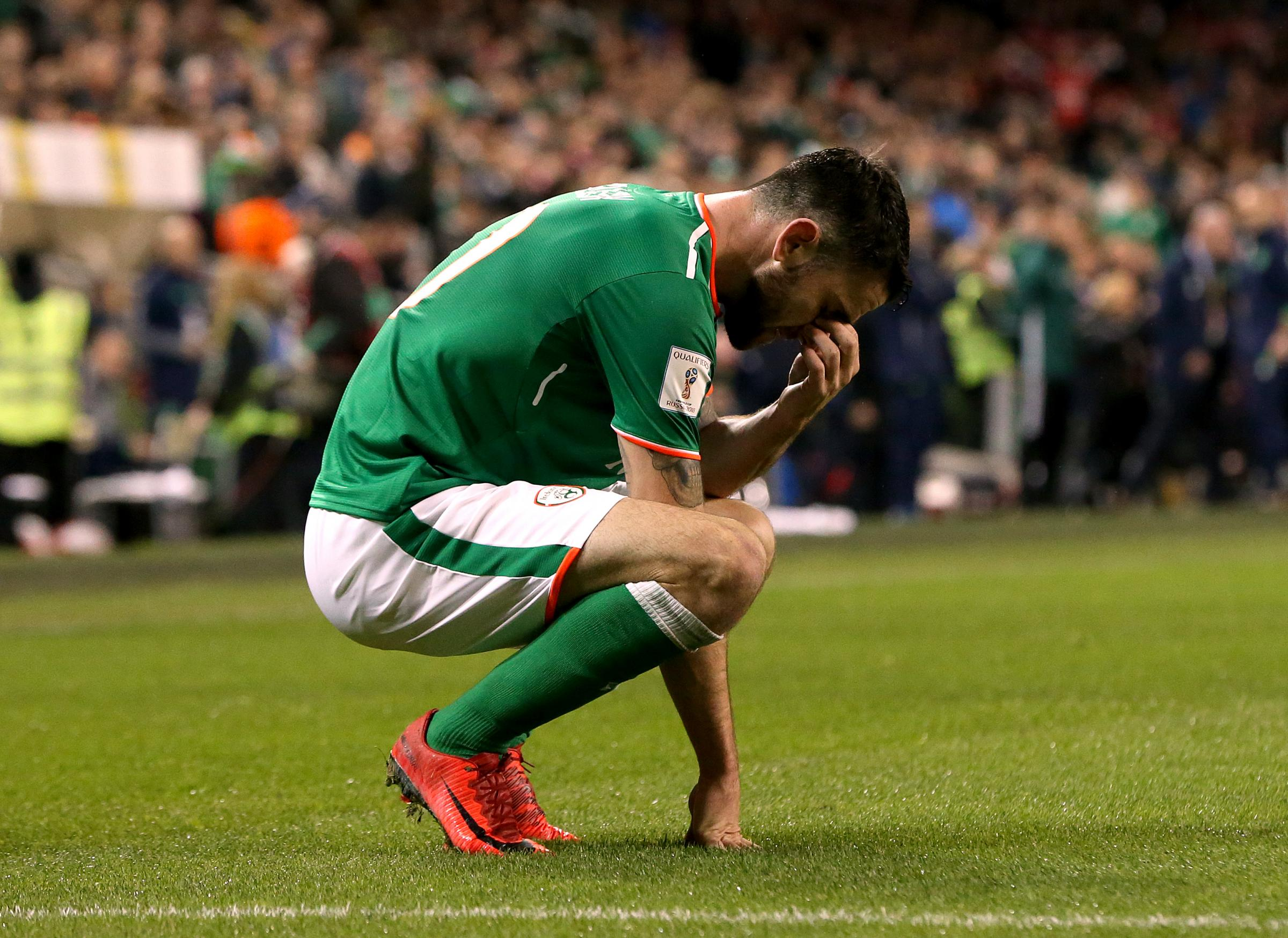 Robbie Brady out to help Republic of Ireland lay demons to rest