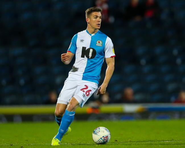 Darragh Lenihan has missed Rovers' last five matches through injury