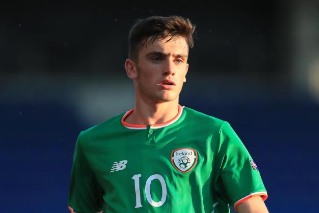 Tottenham striker Troy Parrott will make his senior Republic of Ireland debut against New Zealand