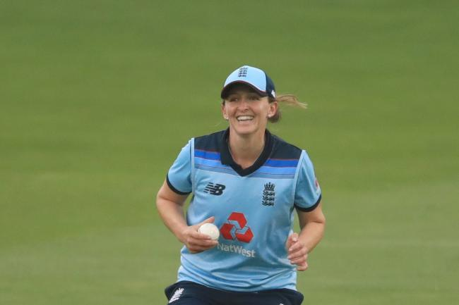 Kate Cross is part of the England squad to face Pakistan.