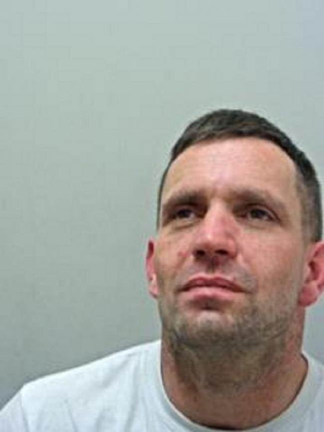 Wayne Anthony Mark Russell has been jailed