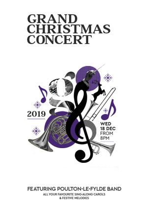 Grand Christmas Concert at Blackpool Grand Theatre 2019