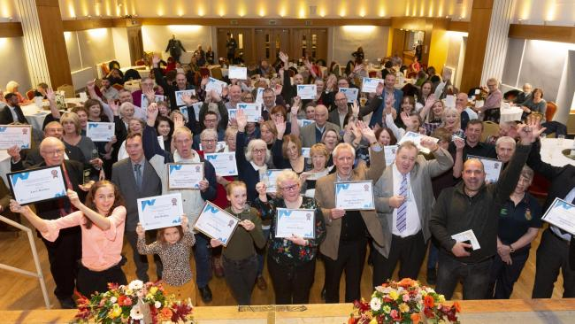 Rossendale Council Community Awards