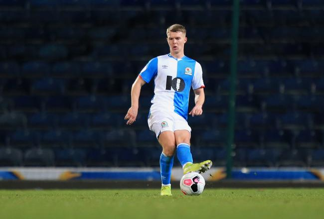Jacob Davenport has become a regular for Rovers Under-23s