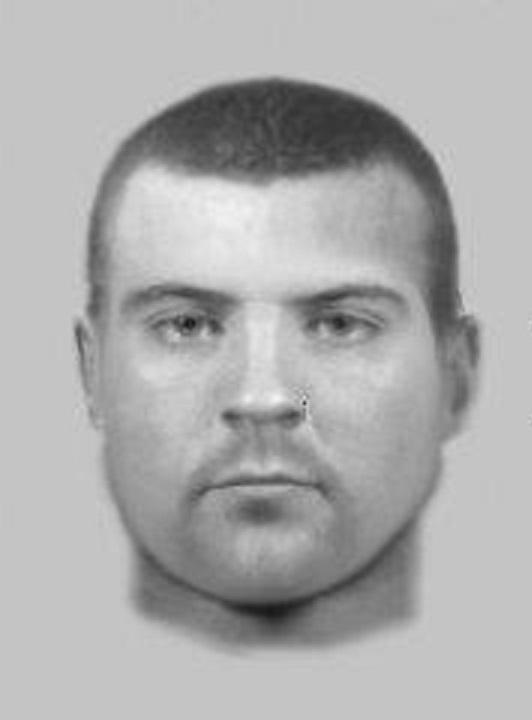 Police have released this Evo Fit image of a man they want to identify after an aggravated burglary