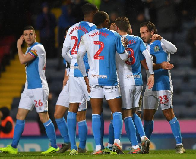 Rovers made it three home wins in a row against Brentford