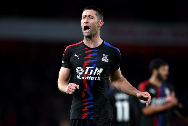 Gary Cahill is a doubtful for the game at Turf Moor