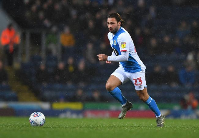 Bradley Dack has nine goals for Rovers already this season