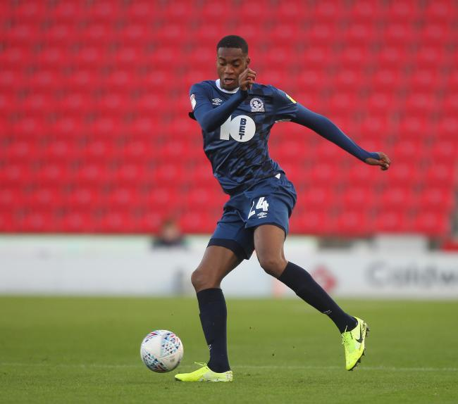 Rovers defender Tosin Adarabioyo impressed in the win at Stoke City