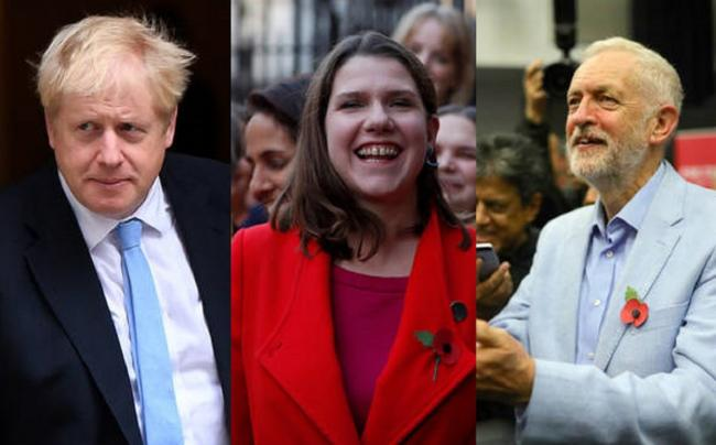 Our open letter to Boris Johnson, Jeremy Corbyn and Jo Swinson