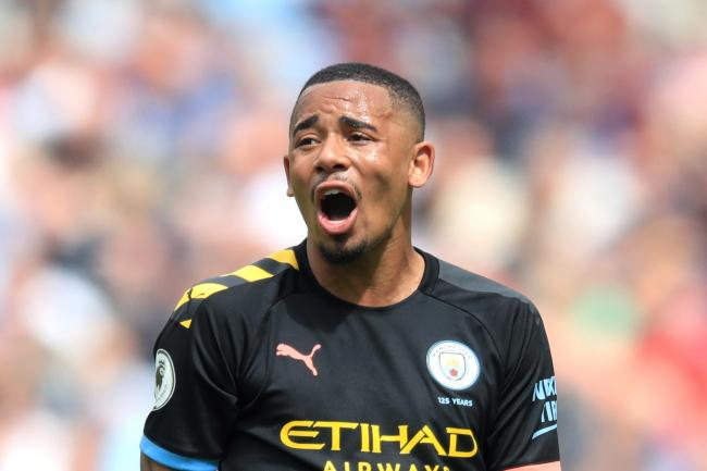 Gabriel Jesus has experieced ups and downs during his time at Manchester City