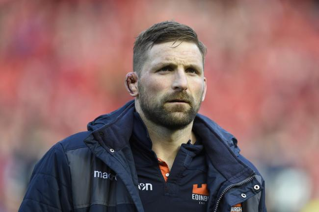 John Barclay has called time on his Scotland career