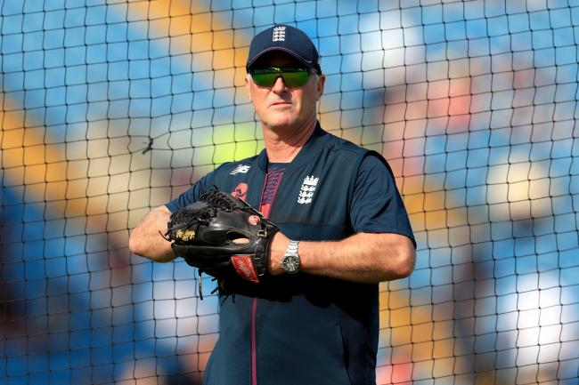 Batting coach Graham Thorpe is looking to simplify England's approach