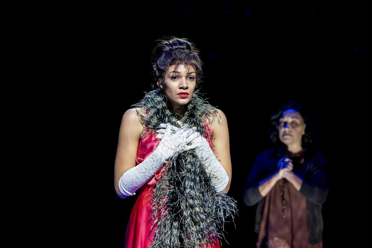 Ria Jones: 'Gypsy at Royal Exchange is dream come true'