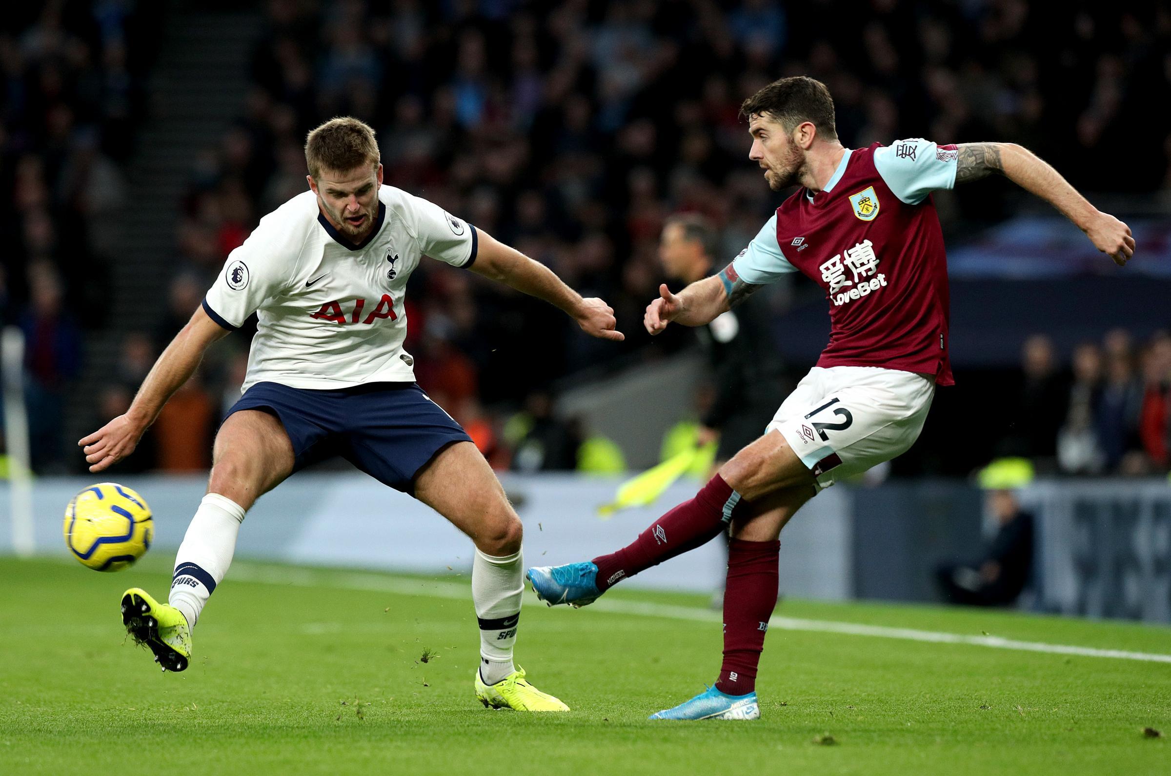 Tottenham Hotspur 5-0 Burnley: As it happened