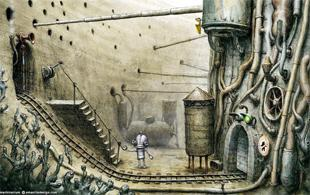 Review: Machinarium, PC and Mac, £12