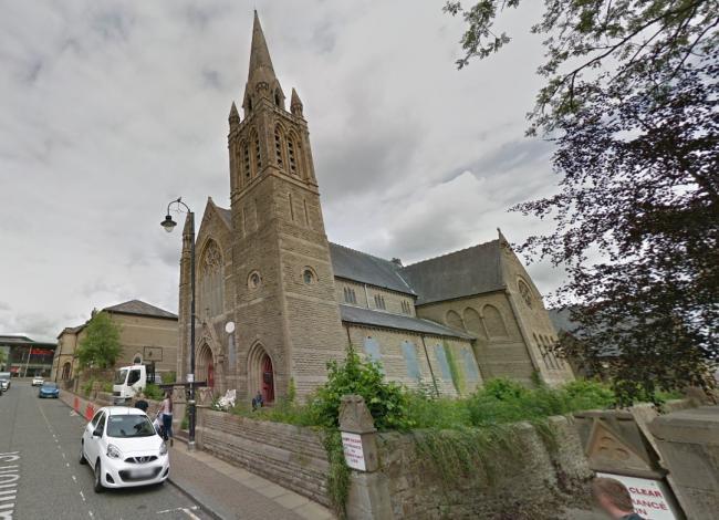 Cannon Street Baptist Church, Accrington