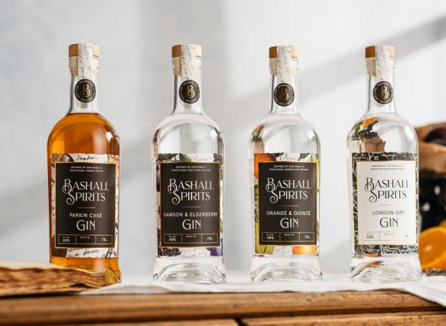 Recipes from the 1700s have been revived by Bashall Spirits
