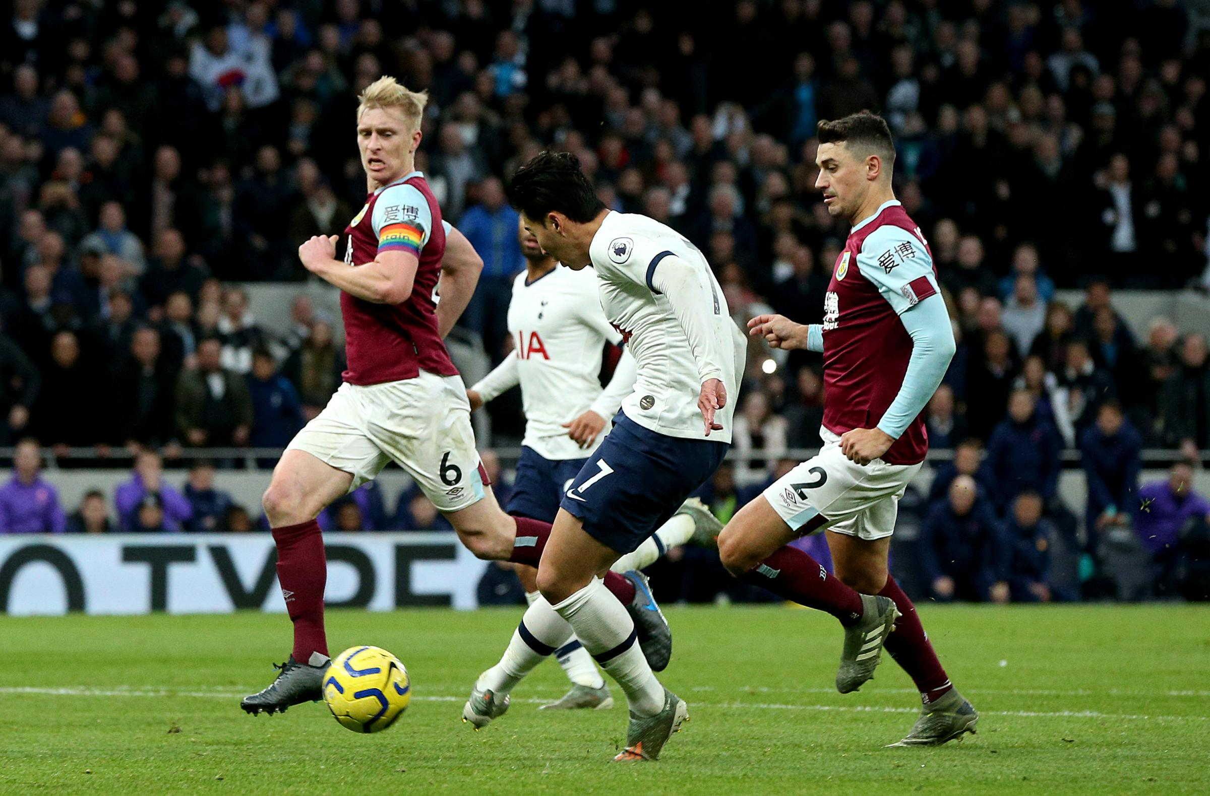 Three things we learned from the Clarets' 5-0 defeat at Spurs