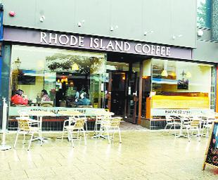 Rhode Island Coffee Burnley Lancashire Telegraph