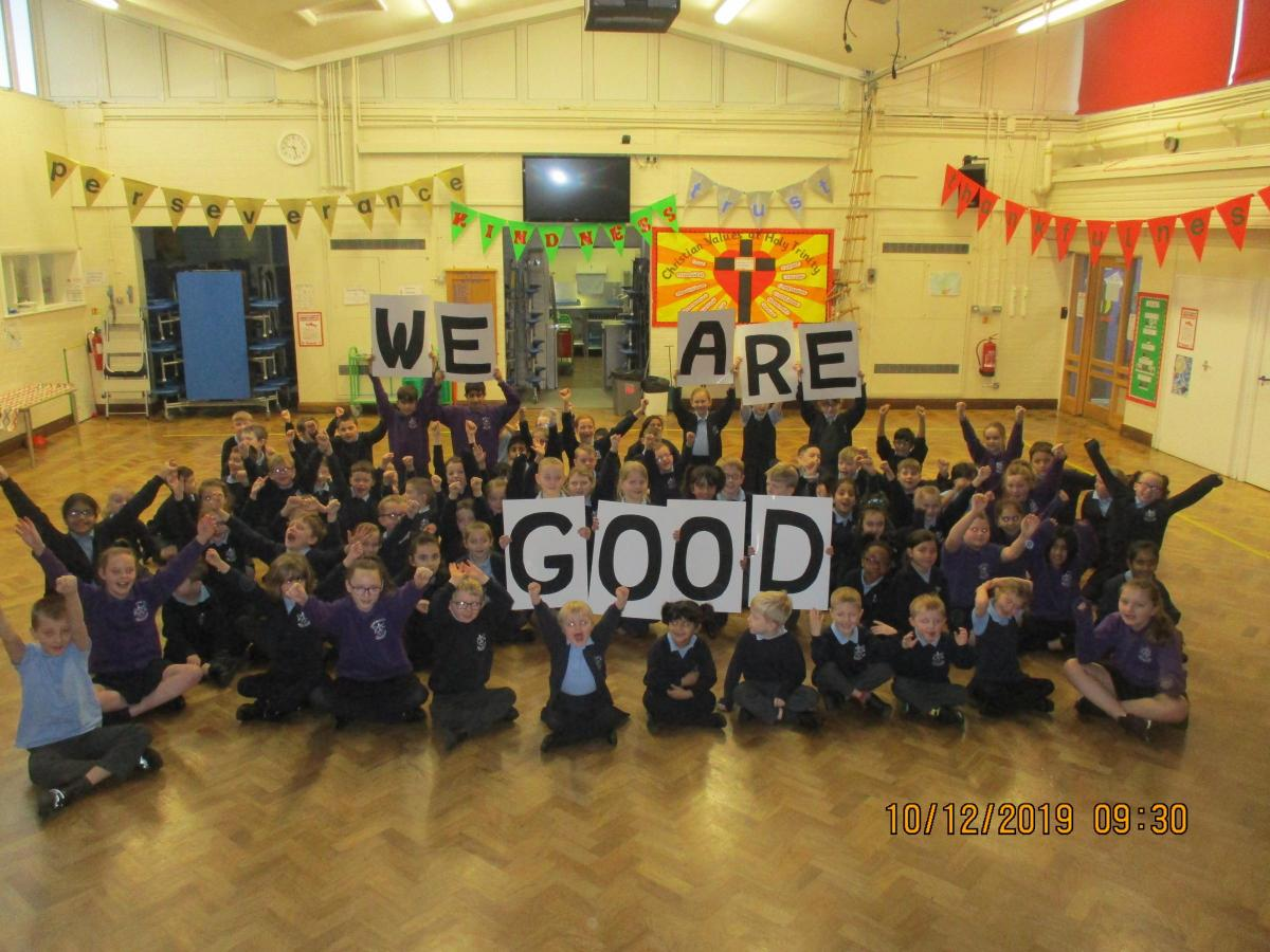 Holy Trinity primary school transformed by Head as Oftsed rates it Good
