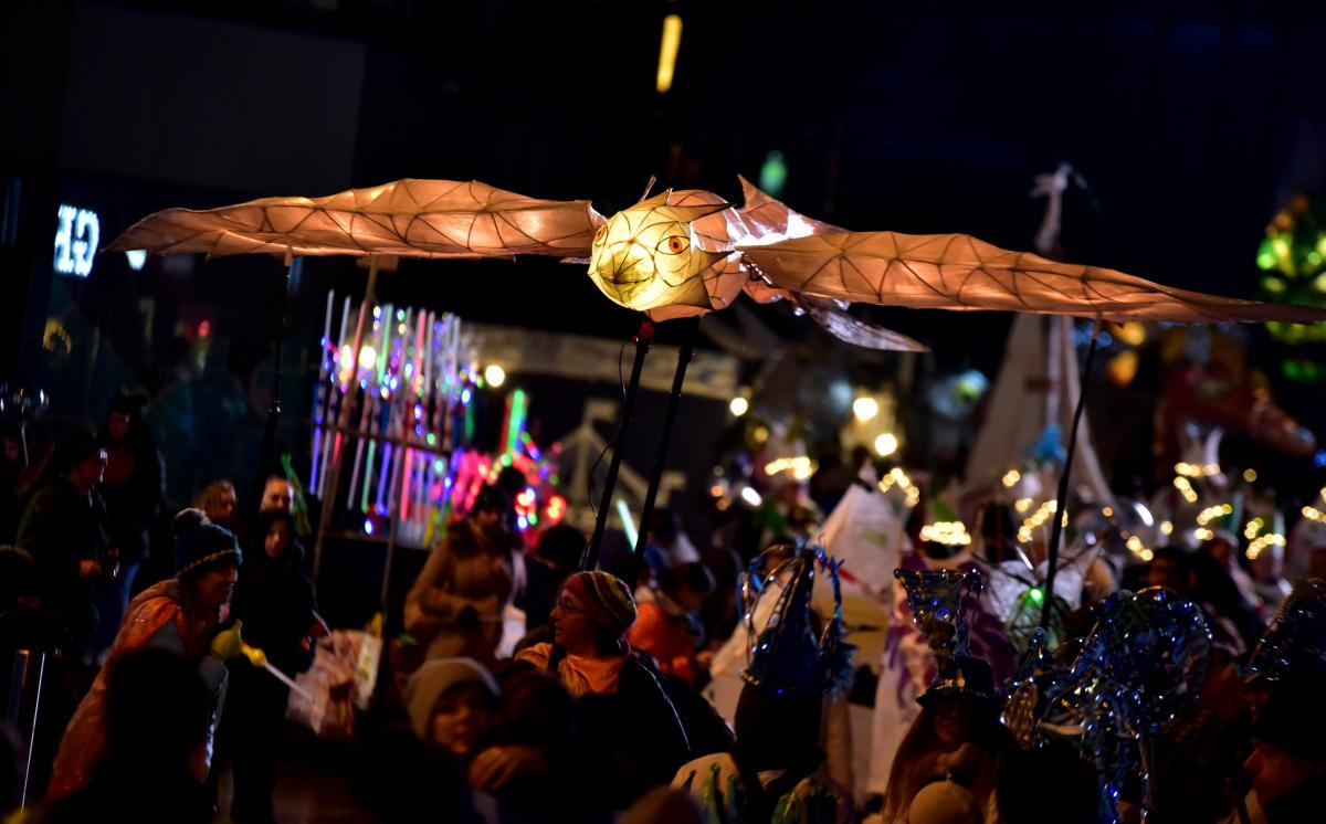 FESTIVAL OF LIGHT 2019: All the action from the lantern parade through Blackburn