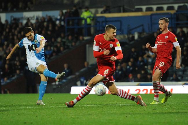 Blackburn Rovers steward assaulted by drunken Barnsley fan