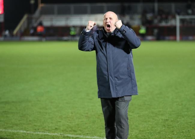 Accrington Stanley boss John Coleman wants to end recent Rochdale hoodoo