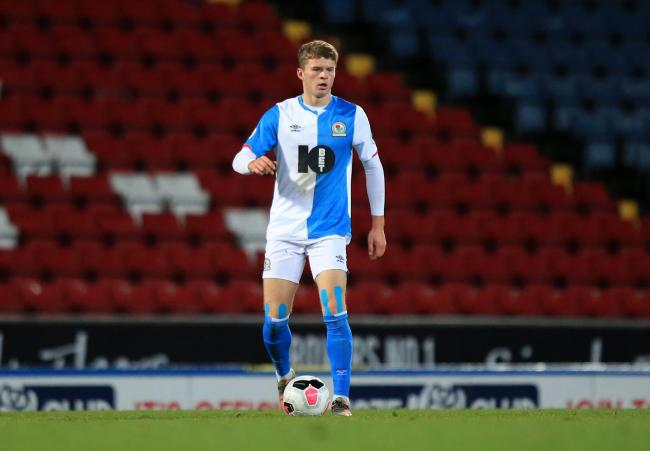 Isaac Whitehall has become a regular for Rovers Under-23s this season
