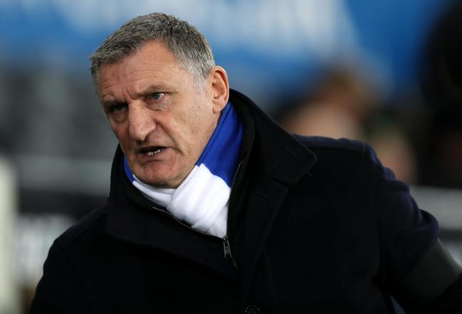 Rovers boss Tony Mowbray is concerned only for his team's results