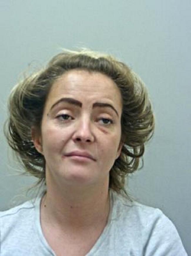 Corallena Loveridge has been jailed