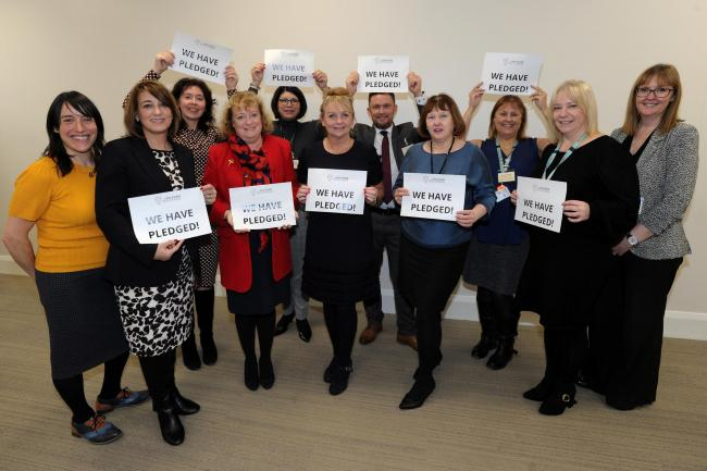 East Lancs employers and organisations have signed a youth upskilling pledge backde by the Lancshre LEP