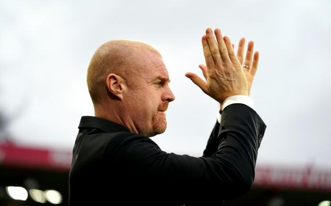 Sean Dyche refuses to be drawn on transfer speculation