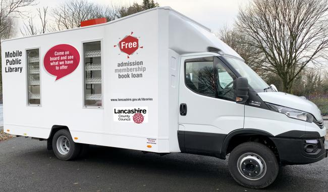 New mobile libraries