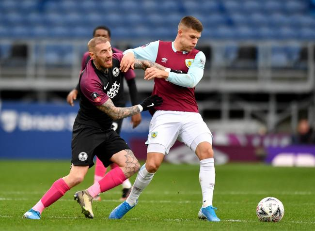 Johann Berg Gudmundsson lasted 45 minutes of the FA Cup win over Peterborough