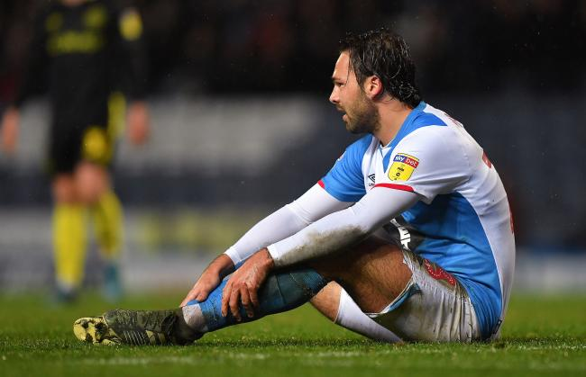 Bradley Dack will miss much of 2020 following surgery on his knee