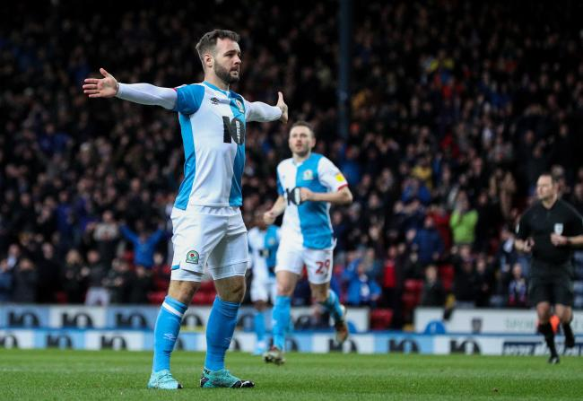 Adam Armstrong has scored 10 times for Rovers so far this season