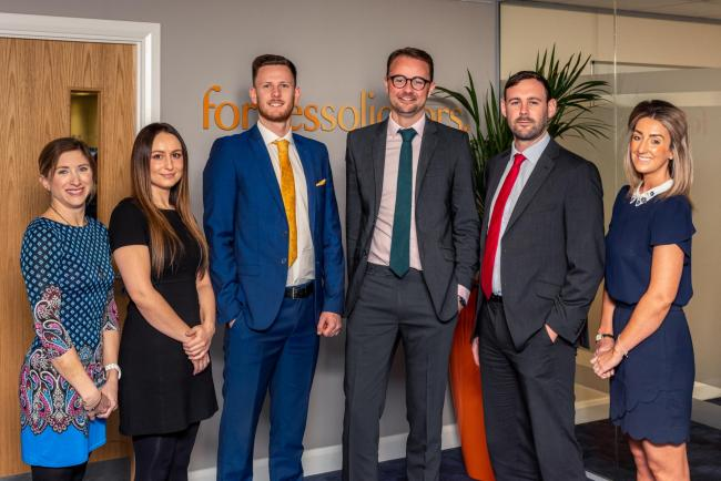The trusts and probate teams at Forbes