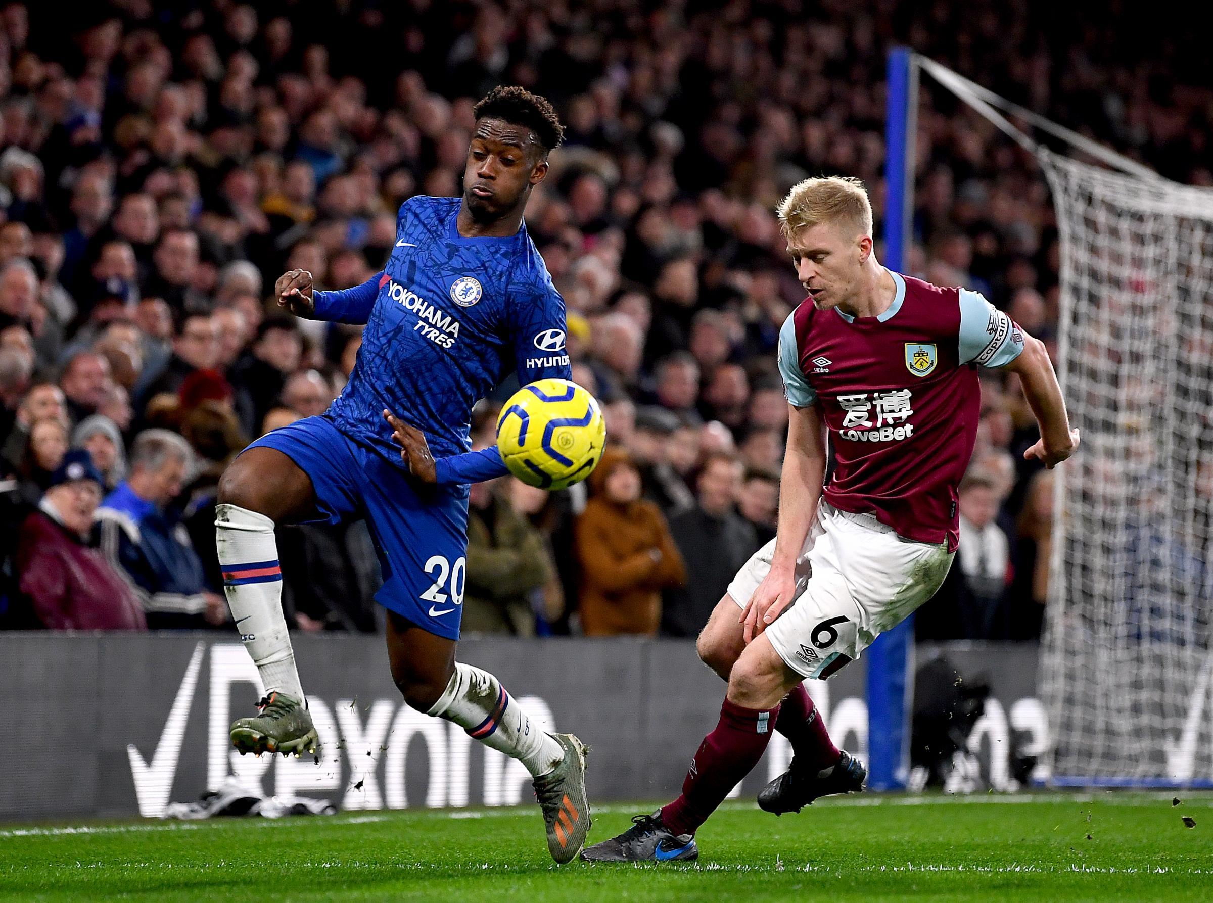 Burnley captain Ben Mee's VAR verdict after Chelsea defeat