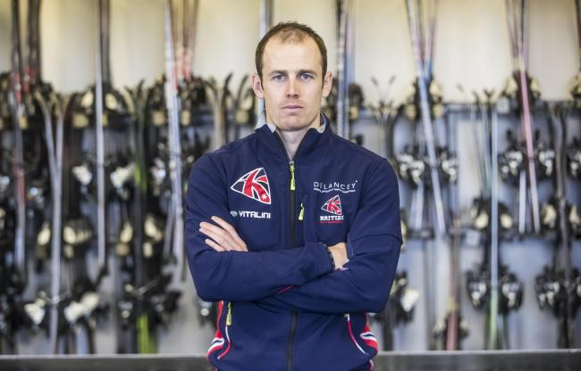 File photo dated 13-06-2017 of Great Britain Winter Olympics athlete Dave Ryding. PRESS ASSOCIATION Photo. Issue date: Monday January 29, 2018. Dave Ryding heads into the Winter Olympics in Pyeongchang in two minds about the near-miss which cost him in hi