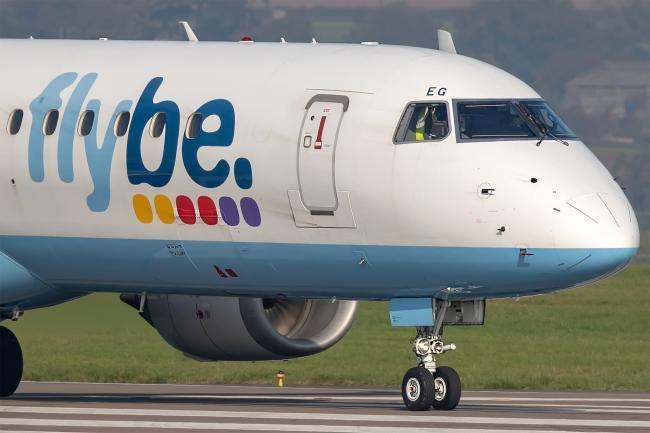 Flybe is 'at risk of collapse'