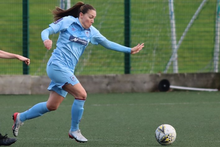 Burnley Women suffer rare defeat ahead of cup double header