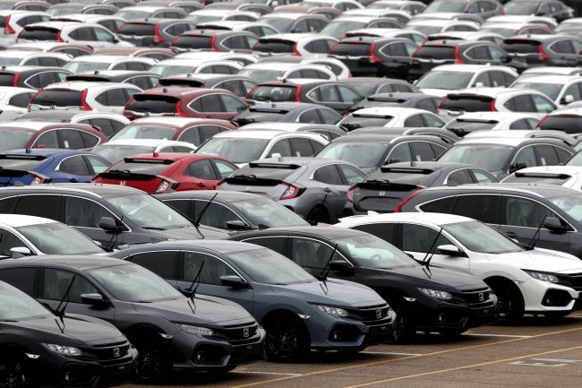 Motorists chose grey for 23% of new cars in 2019 (Andrew Matthews/PA)