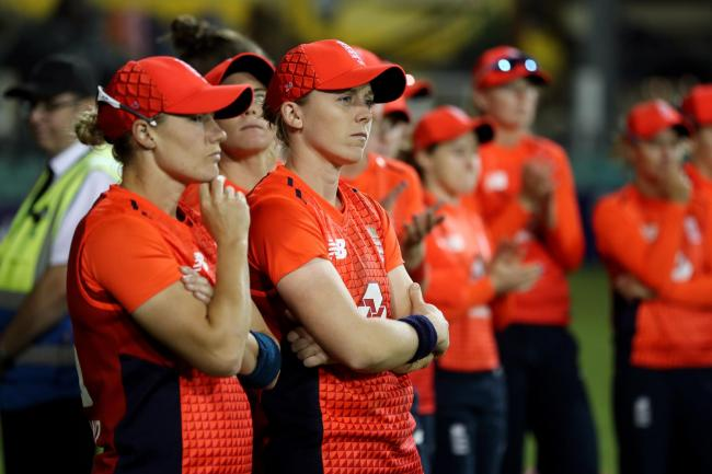 England captain Heather Knight will hope to enjoy success in the Twenty20 World Cup next month