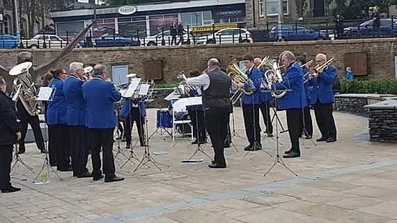 Balderstone Brass Band