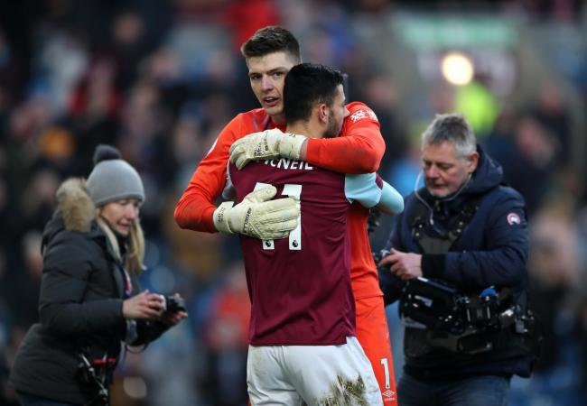 Burnley 2-1 Leicester: Clarets hit back to return to winning ways