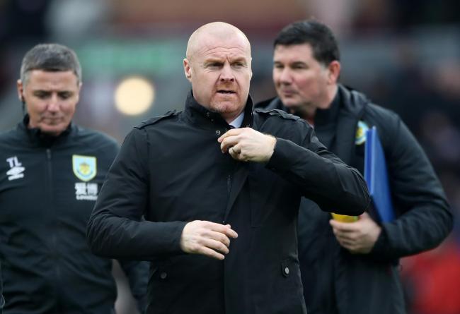 Sean Dyche's verdict as Burnley stun Leicester City