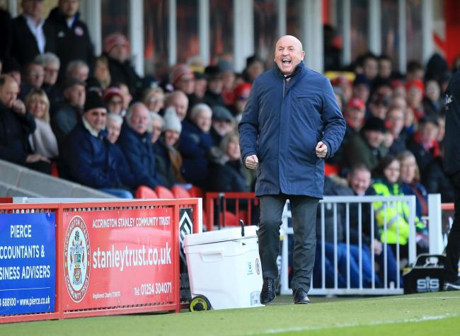 Accrington Stanley boss John Coleman is hoping Billy Kee receives the send-off he deserves